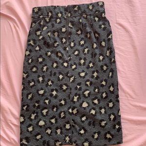 Loft skirt for fall/winter season